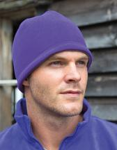 Reversible Fleece Skull Hat